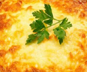 Картофельная запеканка нямочка