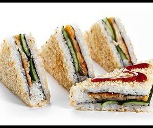 Суши - сендвич