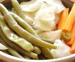 Туршу - квашенные овощи по турецки