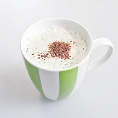 Кисель молочный с ванилью