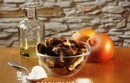 gribnaya podliva ingredienty