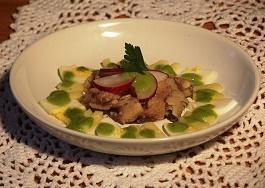 salat iz rediski i ryby gotovyj recept