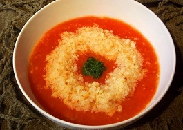 gaspacho recept